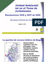 494 Normatividad Ambiental Distrital Vertimientos