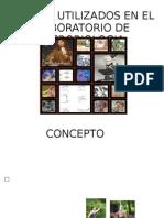 Medios Utilizados en El Laboratorio de Microbiologia Diapositiva Modificada