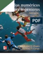 Metodos Numericos Para Ingenieros 5e