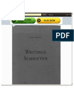 Agnes Martin Writings