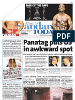 Manila Standard Today - June 9, 2012 Issue