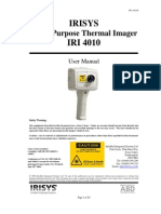 IRI 4010 User Manual