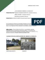 Informes Salidas Academicas La Consolata