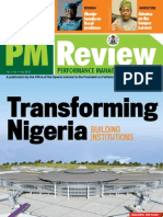 Teragro Goes to Benue - Special Report in the Performance Management Review - May 2012 Edition