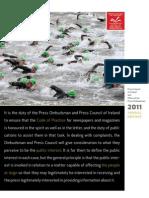 PCI-PO Annual Report 2011