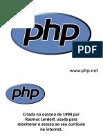 Introdução ao PHP