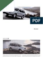 GX2005 broschure