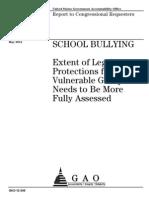 """""""SCHOOL BULLYING"""
