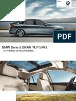 Catalogo BMW Serie5 Gran Turismo