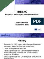 Trebag SME 2.0 Kick Off Meeting Presentation