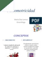 Psicomotricidad Jardin Arturo Prat y Payasito