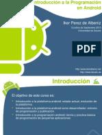 Curso de Programacion en Android