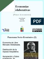 Economías Colaborativas, Primer Acercamiento