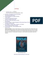 Advances in Canine Cardiology - Veterinary Focus - Vol. 18 (3) - 2008, Richard Harvey