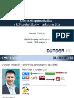 Konverzióoptimalizálás - a költséghatékony marketing útja