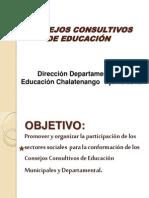 CONFORMACI+ôN DEL CONSEJO CONSULTIVO NUEVA CONCEPCI+ôN 27 OCT 2011