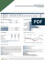 Relatório de Desempenho_Queluz Valor FIA_31_05_2012