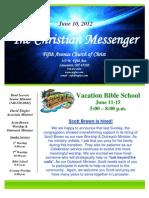 June 10 Newsletter