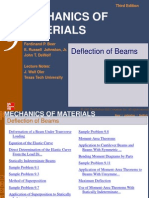 9 Beam Deflection