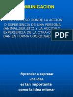 COMUNICACIÓN1A