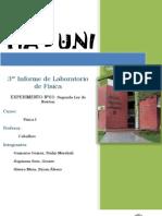 Laboratorio 3 - fisica-uni fia