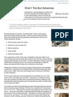 Greenbuildingelements.com-Tire Construction Wont Tire but Advances