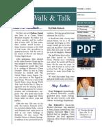 RiverWalk & Talk June