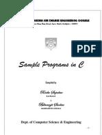 Sample Programs
