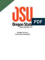 Construction Standards 2011