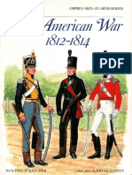Osprey - Men at Arms 226 - The American War 1812-1814