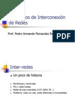 Inteconexion de Redes Primera Class