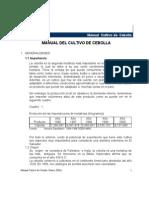 Manual Cultivo Cebolla
