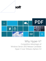 Competitive Advantages of Windows Server 2012 RC Hyper-V Over VMware vSphere 5 0 V1 0