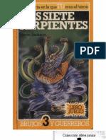 BYG3 - Las Siete Serpientes