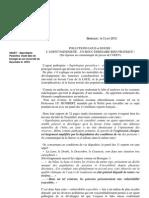 Le communiqué de presse de SOS Loue Rivières Comtoises sur la Saprolégnia
