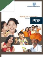 Annual Report of HUL