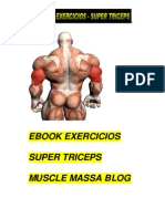 eBook Exercicios Super Triceps