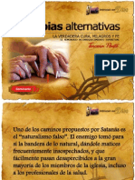 Seminario 17 - Terapias Alternativas