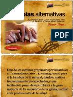 Seminario 17 - Terapias Alternativas