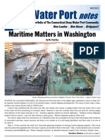 DEEP WATER PORT NOTES- CT - June 2012