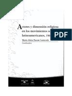 Las y los jóvenes como protagonistas de movimientos sociales en América Latina en la época contemporánea, caso de México