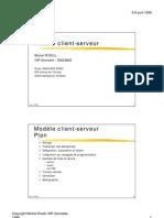 03 99 Slides Client Serveur
