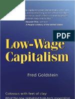 Low Wage Capitalism