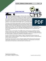 Case Study CTTS - Milestone 02 Problem Analysis