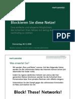 Vortrag Block These Networks 081201