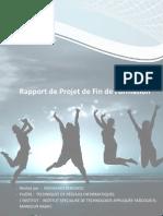 RAPPORT GNS3 Mohamed Bendaou