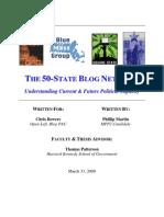 Phillip Martin - Strengthening the 50-State Blog Network