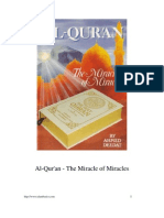 AL - QURAN booklet by Ahmed Deedat