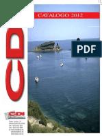 CDI 2012 Catálogo