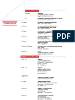 Itinerario Convencion PPD